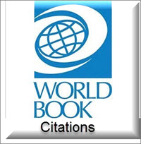 world book citations