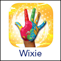 Wixie log